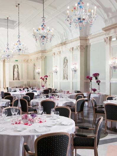 Grand Hotel de la Minerve, Rome, Italy
