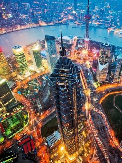 Grand Hyatt Shanghai 上海金茂君悦大酒店