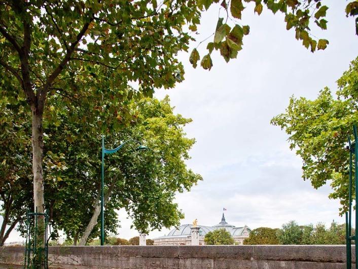 Le Grand Palais, Paris, France