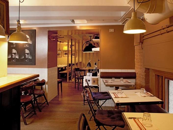 Restaurant Gusto (rom)http://www.gusto.it/