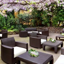 H Club Diana Garden Lounge