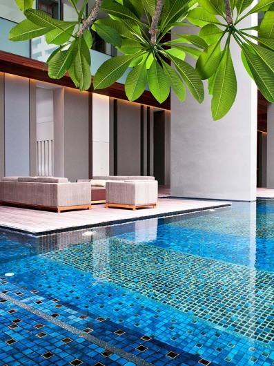 Hansar Hotel, Bangkok, Thailand