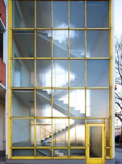 Architekten: Fritz Jaenecke & Sten Samuelson