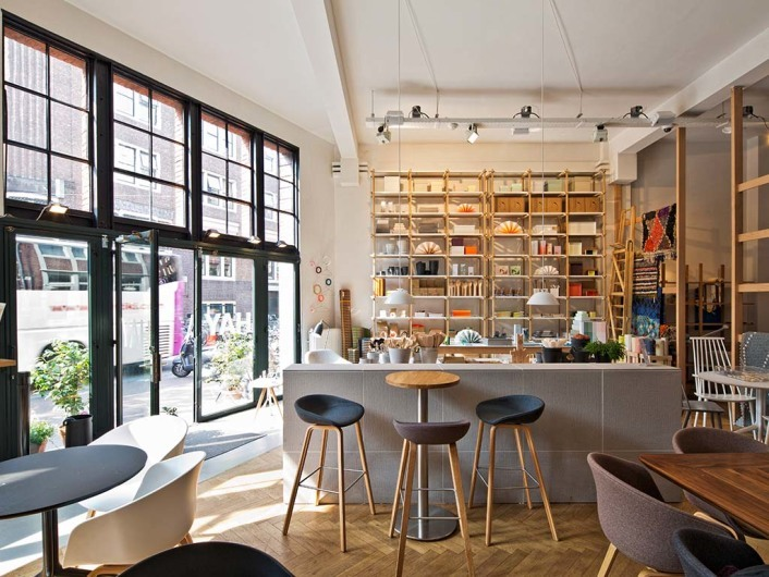 hay amsterdam shops & showrooms