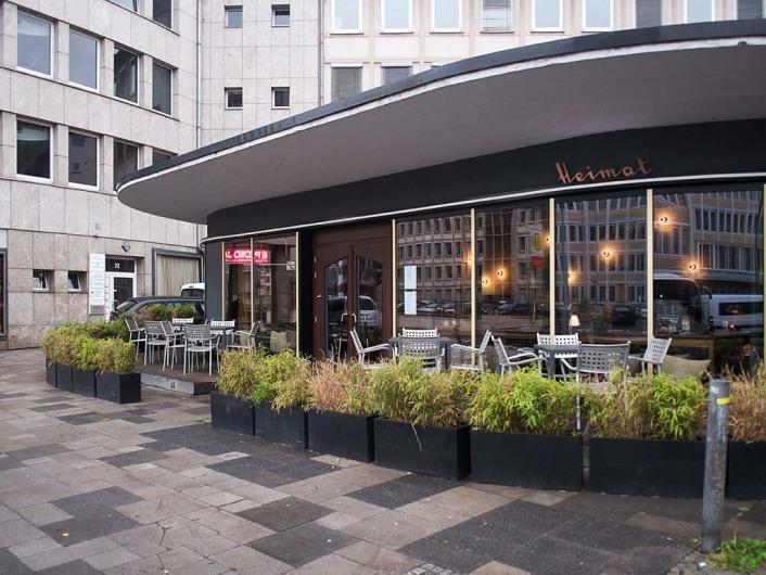 Heimat, Innenstadt, Frankfurt, Germany