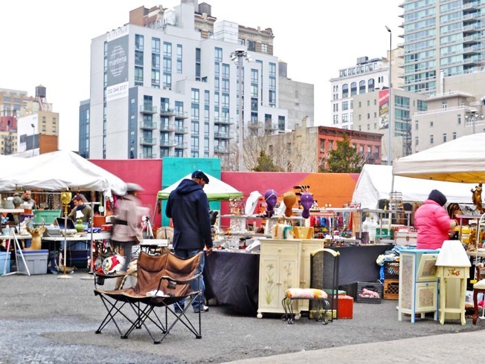 Flea Market Hell's Kitchen