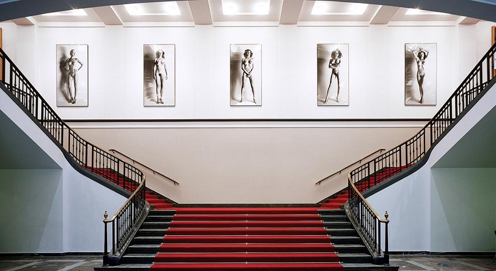 Helmut Newton Stiftung im Museum für Fotografie