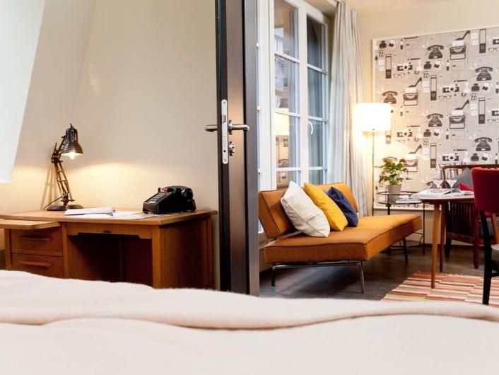Hotel henri for Coole hotels in hamburg