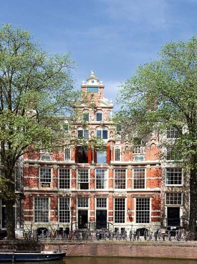 Bartolotti-Haus, heute Theatermuseum, an der Herengracht