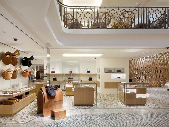 Hermès Rive Gauche (Paris)www.rdai.fr