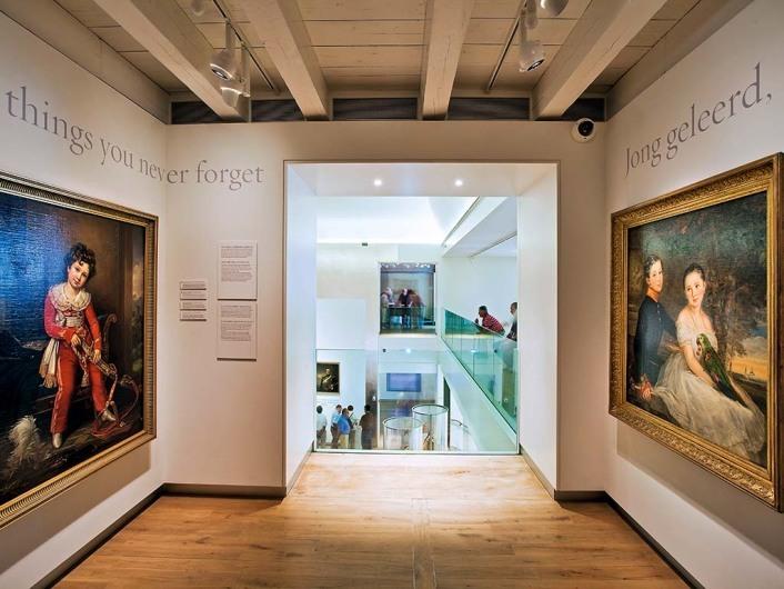 Ausstellungsräume in der Hermitage