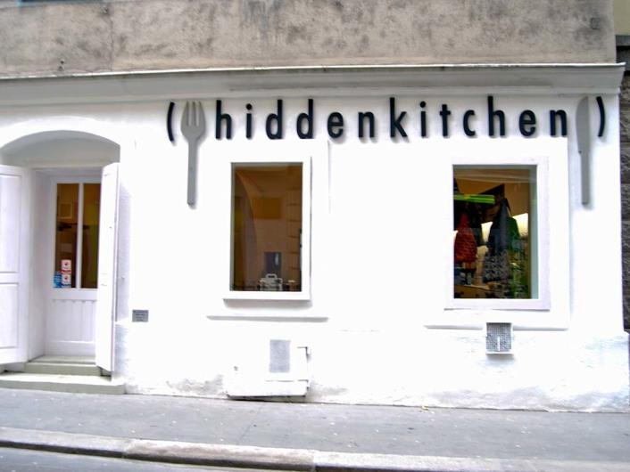 Hidden Kitchen (VIE)http://www.hiddenkitchen.at
