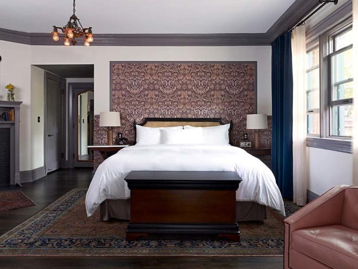 Highline Hotel, New York, USA