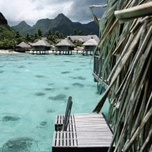 Hilton Moorea Lagoon, Papetoai,French Polynesia