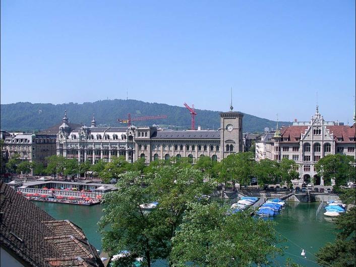 Hotel Altstadt, Zurich, Switzerland
