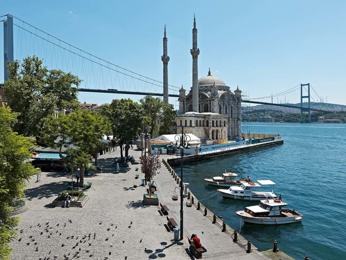 The Hous Hotel Bosphorus, Istanbul, Turkey