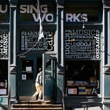 Housing Works Bookstore Café