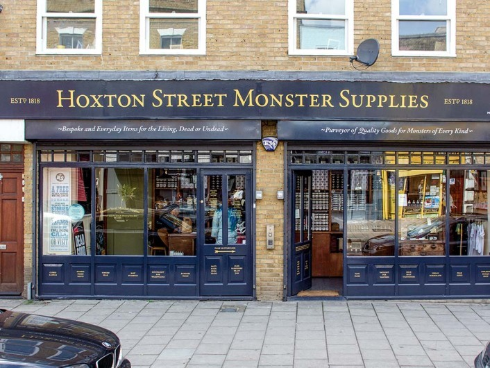 Hoxton Street Monster Supplies