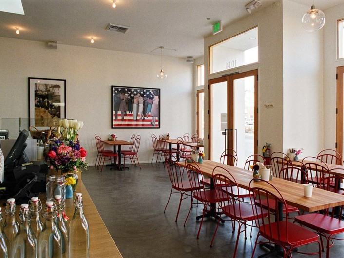 Huckleberry Bakery & Café