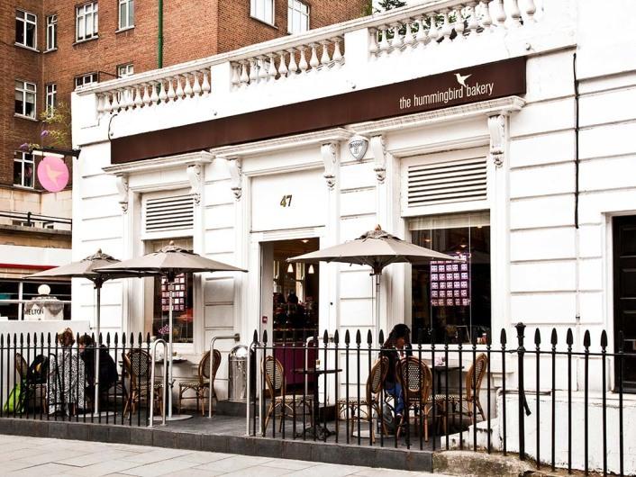 Hummingbird Bakery, London, United Kingdom