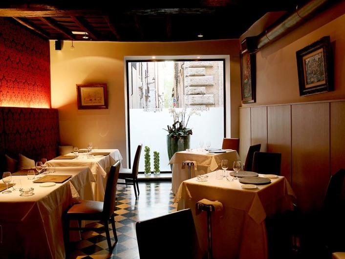 Il Pagliaccio (rom)www.ristoranteilpagliaccio.com