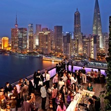 Hotel Indigo Shanghai on the Bund 上海外滩英迪格酒店