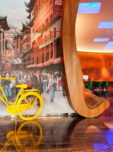 Hotel Indigo Shanghai on the Bund 上海外滩英迪格酒店