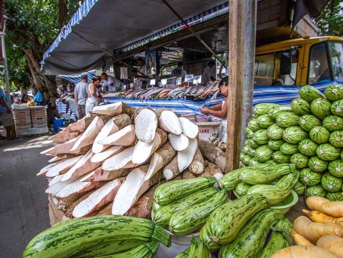 Ipanema Farmer's Market