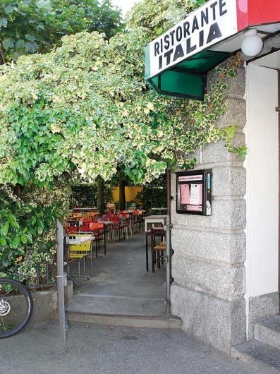 Restaurant, Italia, Zurich, Switzerland