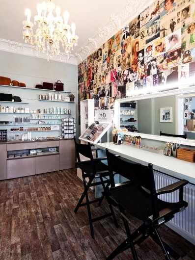 JACKS beauty department