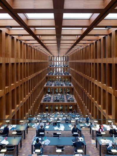 Zentralbibliothek  der Humboldt-Universität zu Berlin