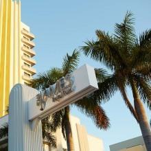 The James Royal Palm, Miami, Florida, USA