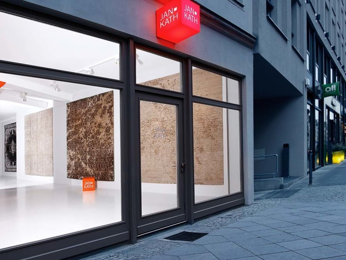 Jan Kath Flagship Store Berlin