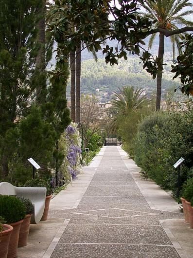 Jardi Botanic de Soller, Soller, Mallorca, Spain