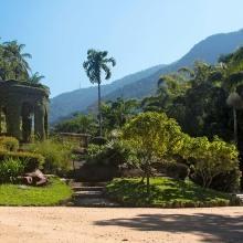 Jardim Botânico, Rio de Janeiro, Brazil
