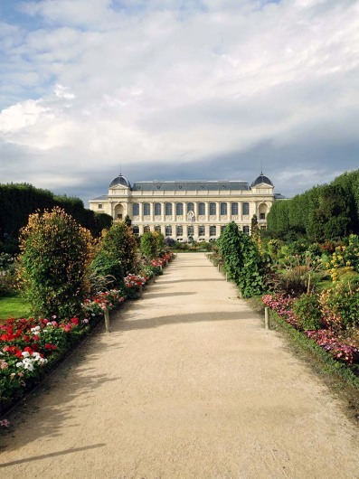 Jardin des Plantes Museum D'Historique (par)
