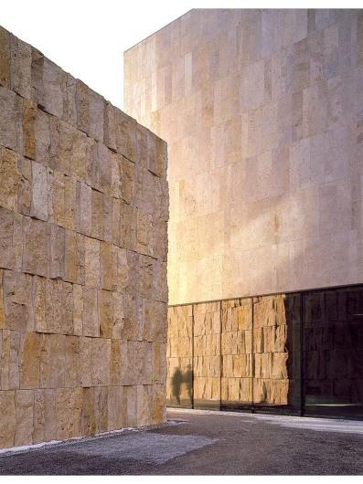 Projekt: Jüdisches ZentrumArchitekt: Wandel -Höfer -LorchOrt: München