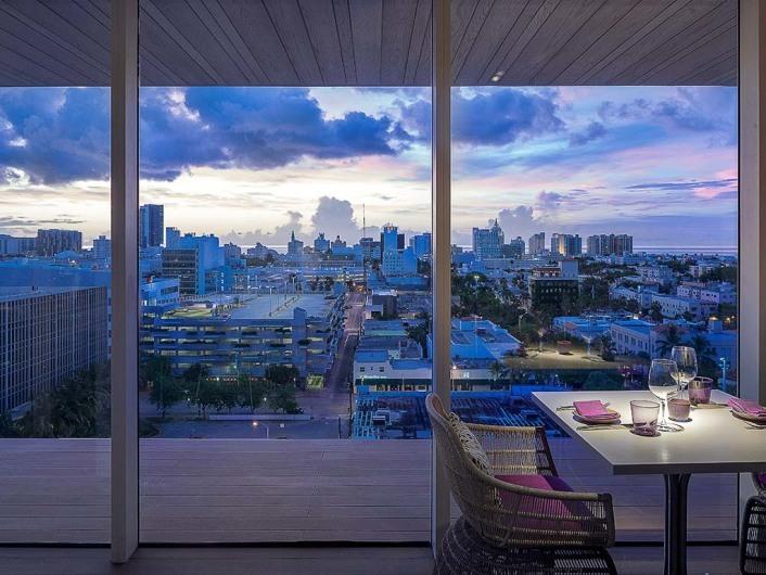 Juvia, Miami, Florida, USA