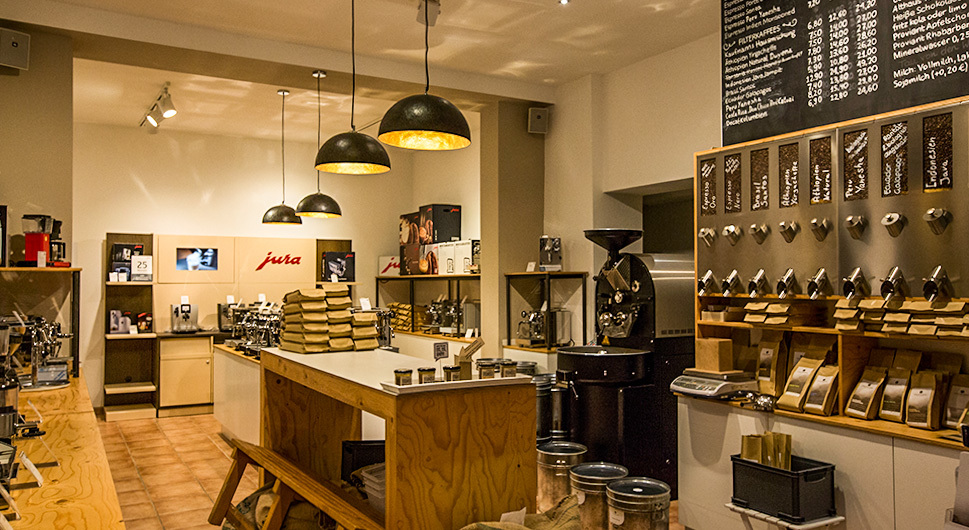 Kaffee Kaufmanns