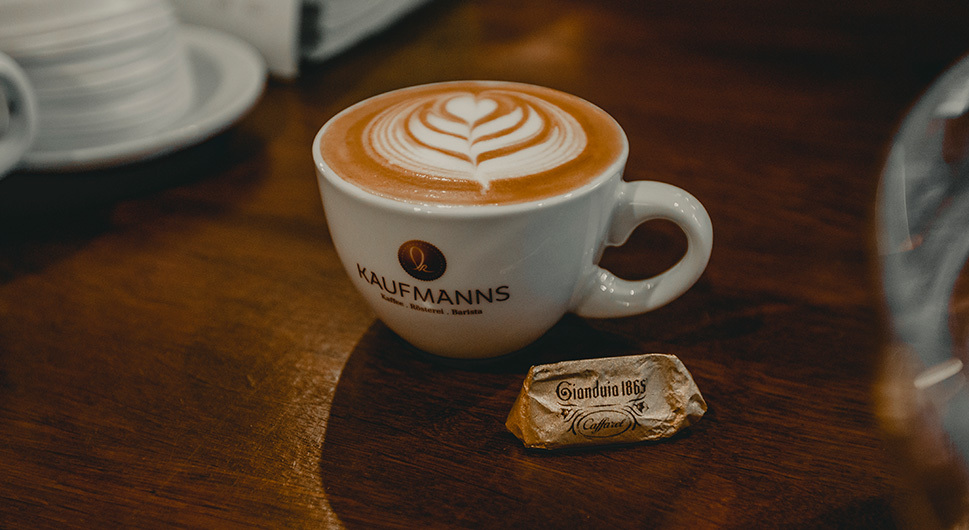 Kaufmanns Kaffeerösterei und Konfitüren Paul