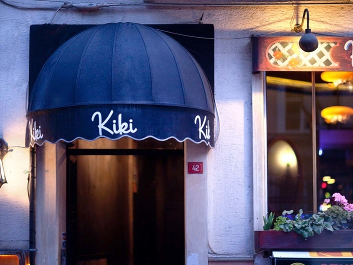 Kiki, Istanbul, Turkey