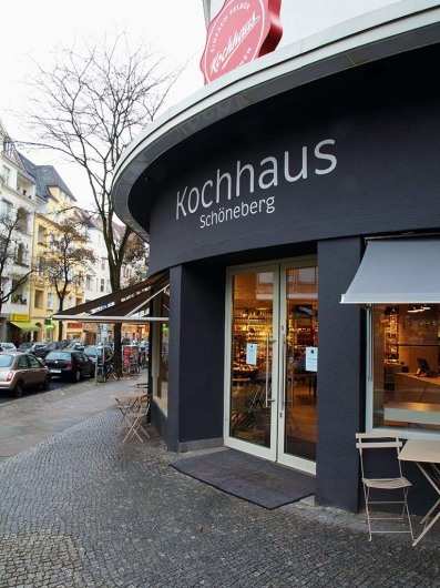 Kochhaus (Berlin)http://www.kochhaus.de