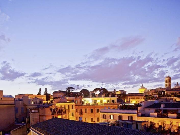 Kolbe Hotel; Rome; Italy;