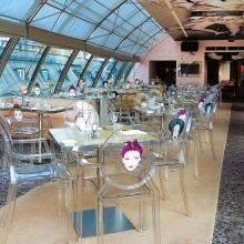 Kong Restaurant - Kenzo Building (par)www.kong.fr