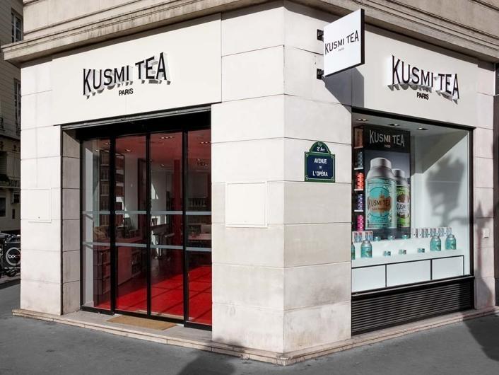 Kusmi Tea Opéra