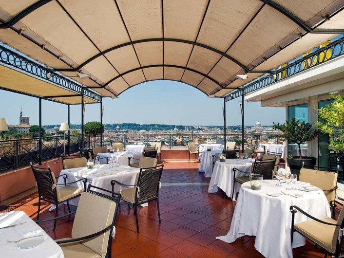 L'Olimpo Roof Restaurant