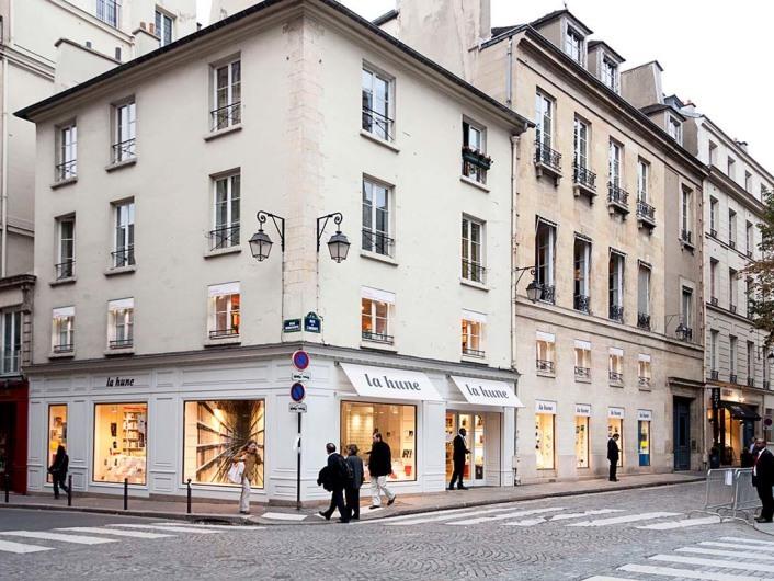 La Hune, Paris, France