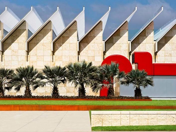 Resnick Pavilion.  LACMA
