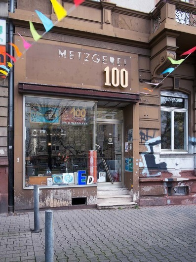 Laden 100, Nordend, Frankfurt, Germany