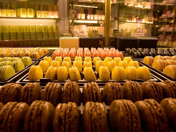 Laduree, Zurich, Switzerland